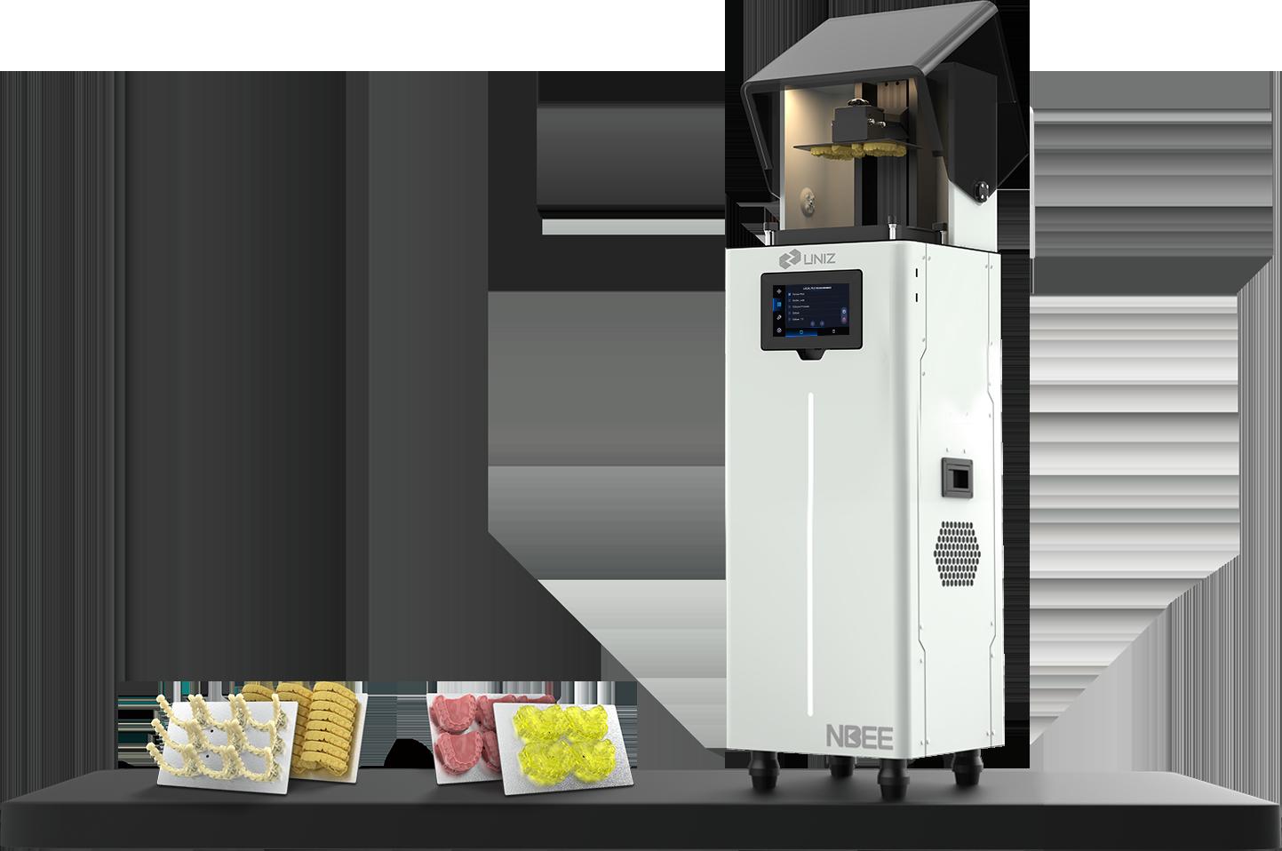NBEE, 3D Printer, NBEE, UNIZ NBEE